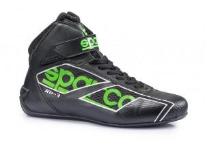 SHADOW KB-7  BLACK/GREEN
