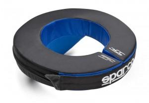 NECK SUPPORT COLLAR BLUE BLACK