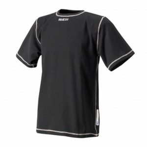 T-SHIRT ICE BLACK