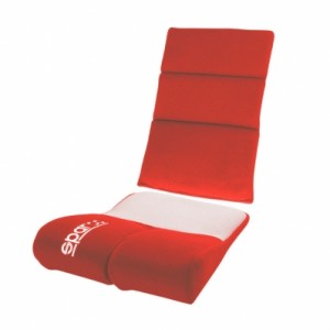 REV PLUS BACKREST AND BASE CUSHIONS KIT RED