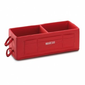 HELMET BOXES RED