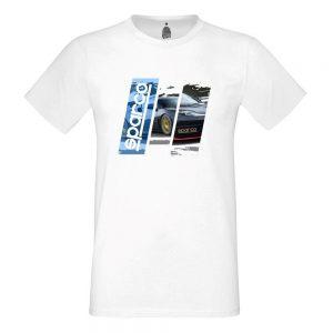 TRACK T-shirt, short sleeves