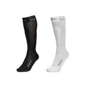 SHIELD RW-9 Compression Socks White