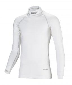 SHIELD RW-9 Long-Sleeved White