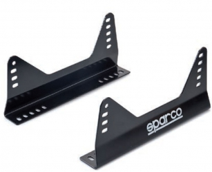 STEEL LATERAL BRACKETS BLACK