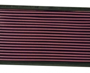 AIR FILTER, JEEP CHEROKEE, COMANCHE, WAGONEER 2.5L/4.0L 87-95