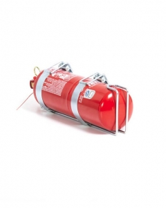 2 KG FIRE HAND HELD EXTINGUISHER