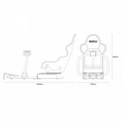 EVOLVE-R Gaming Seat