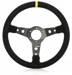 S 2000 SUEDE STEERING WHEEL