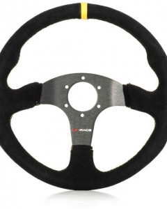 TC 2000 SUEDE STEERING WHEEL