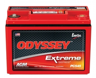 ODYSSEY EXTREME RACING 20 BATTERY
