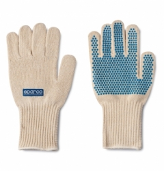 WORK GLOVES WITH RUBBER GRIP