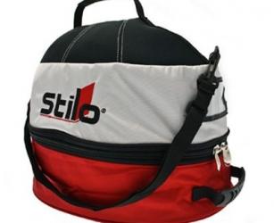 STILO HELMET AND HANS BAG